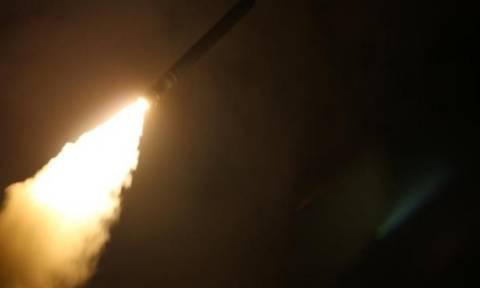 Αποκαλυπτικά βίντεο: Έτσι χτύπησαν οι ΗΠΑ τη Συρία! (vids+pics)