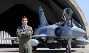 Γιώργος Μπαλταδώρος - Συγγενής σμηναγού: «Ας είναι ο τελευταίος που πέφτει σε καιρό ειρήνης» (vid)