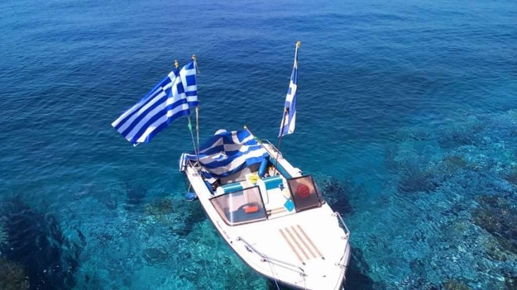 Πρόκληση - ΣΟΚ: «Τούρκοι κομάντος κατέβασαν ελληνική σημαία από βραχονησίδα ανοιχτά της Ικαρίας»