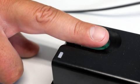 Οι νέες ταυτότητες με δακτυλικό αποτύπωμα και βιομετρικά στοιχεία