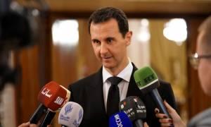 Το Παρίσι θα πάρει πίσω το παράσημο της «Λεγεώνας της Τιμής» από τον Άσαντ