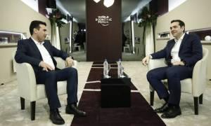 Ζάεφ: Δεν υπάρχουν οι προϋποθέσεις για συνάντηση με Τσίπρα
