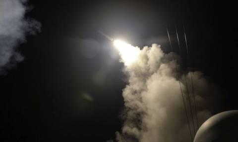 Συρία: Αναχαιτίστηκαν πύραυλοι που είχαν στόχο το αεροδρόμιο Ντουμάιρ
