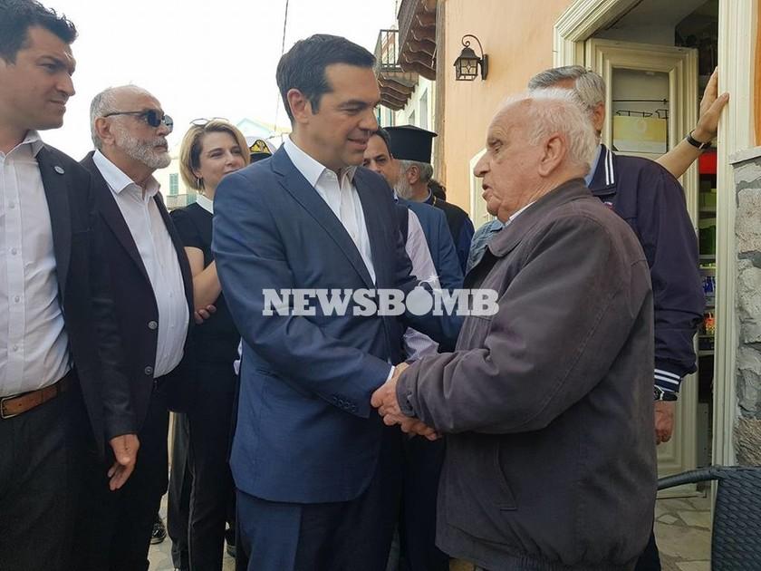 Η επίσκεψη του πρωθυπουργού στο Καστελλόριζο