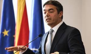 Ντιμιτρόφ για Σκοπιανό: Αν ήταν μόνο το όνομα, θα είχε λυθεί το πρόβλημα με την Ελλάδα