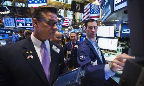 Με άνοδο συνέχισε η Wall Street
