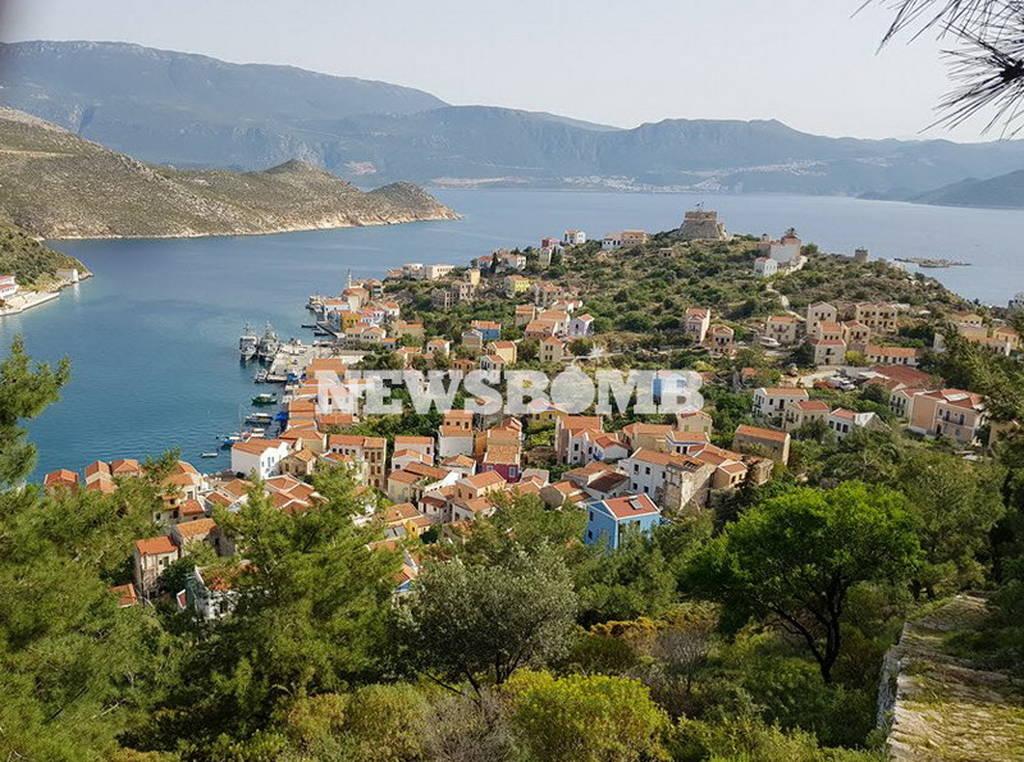 Κάτοικοι Καστελλόριζου: Αν τολμούν οι Τούρκοι, ας έρθουν στο νησί