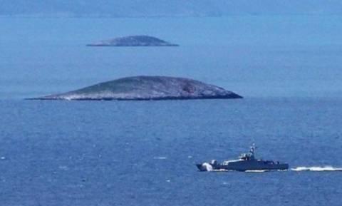Καταιγιστικές εξελίξεις: Τουρκικές ναυτικές δυνάμεις γύρω από τα Ίμια