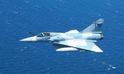 Πτώση Mirage 2000: Ξεκινά η επιχείρηση ανέλκυσης των συντριμμιών την Πέμπτη (19/04)