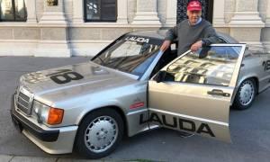 Γιατί η Mercedes 190 E 2.3-16 του Niki Lauda είναι τόσο διάσημη;