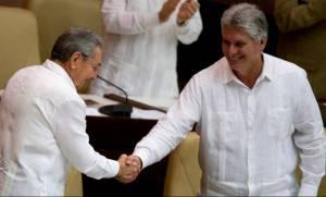 Κάστρο τέλος! Αυτός είναι ο νέος πρόεδρος της Κούβας (Pics+Vid)