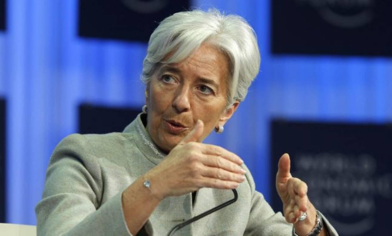 Λαγκάρντ: Οι αγορές επικροτούν την ελληνική πρόοδο