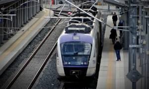 Τετράωρη στάση εργασίας των σιδηροδρομικών την Πέμπτη (26/04)