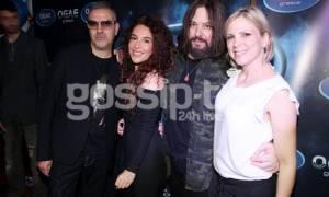 Eurovision 2018: Η Γιάννα Τερζή με την ελληνική αποστολή συναντήθηκαν με τα μέλη του OAGE Greece