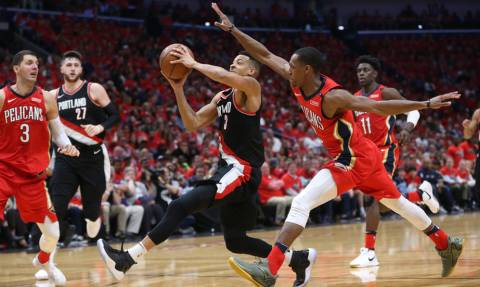 NBA: «Σκούπισαν» οι Πέλικανς, προβάδισμα για Τζαζ (vids)