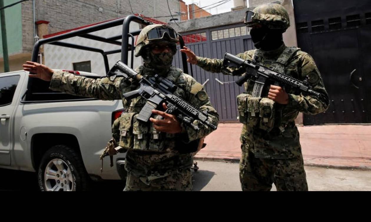 Αριθμοί που σοκάρουν στο Μεξικό: 7.667 ανθρωποκτονίες το πρώτο τρίμηνο του 2018