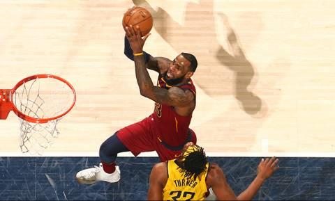 NBA: Πήρε πίσω το πλεονέκτημα ο ΛεΜπρόν για τους Καβς! (vids)