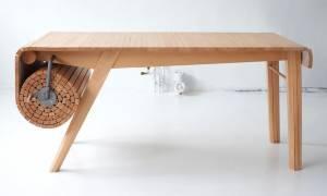 Όταν δεις ΑΥΤΟ το τραπέζι θα θέλεις να το αγοράσεις! (pic)