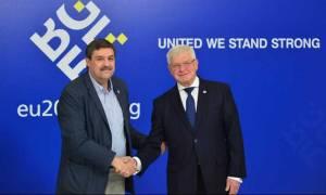 Ξανθός: Ευρωπαϊκή συνεργασία και για τις ελλείψεις φαρμάκων