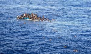 Αριθμός ρεκόρ: Σχεδόν 1.400 μετανάστες διασώθηκαν το τελευταίο 48ωρο στην κεντρική Μεσόγειο