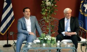 Παυλόπουλος και Τσίπρας «αναχαιτίζουν» τον Ερντογάν