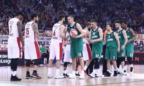 Euroleague - Ζαλγκίρις - Ολυμπιακός: Τι ώρα ξεκινάει το τρίτο παιχνίδι της σειράς (24/4)