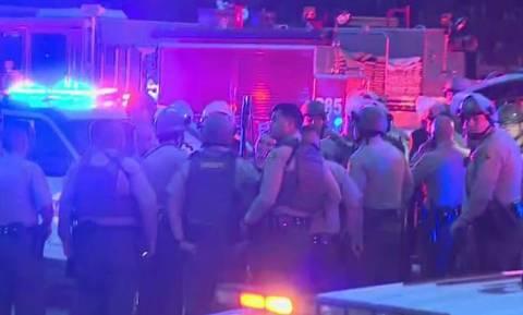 ΗΠΑ: Πυροβολισμοί στο Λος Άντζελες - Ένας νεκρός (vid)