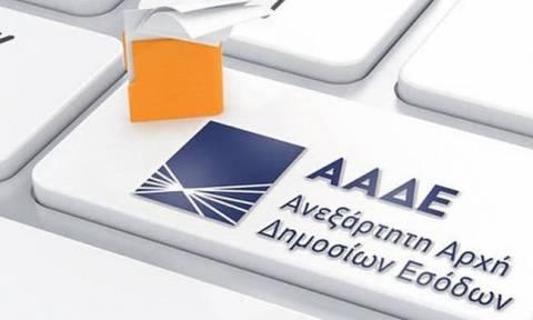 ΑΑΔΕ: Σύντομα η δυνατότητα υποβολής ηλεκτρονικής προσφυγής στη Διεύθυνση Επίλυσης Διαφορών