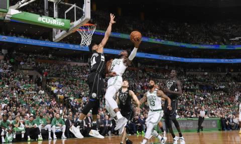 NBA: Δεν άντεξαν στην Βοστώνη οι Μπακς (vid)