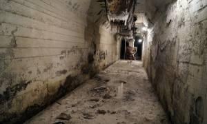 Φωτογραφίες και χάρτες: Πού βρίσκονται καταφύγια στην Αθήνα σε περίπτωση πολέμου