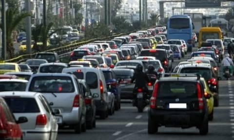 Αποκαθίσταται η κυκλοφορία των οχημάτων στο κέντρο της Αθήνας