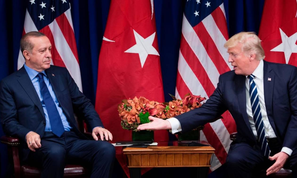Προαναγγελία... πολέμου: «Έρχεται σύγκρουση Τουρκίας - Αμερικής»