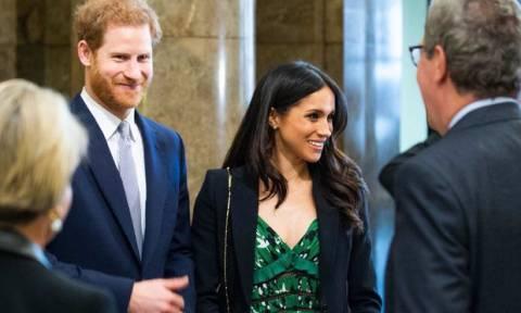 Μάντεψε ποιος θα είναι ο κουμπάρος του πρίγκιπα Harry και της Meghan Markle