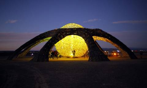 Ένα φεστιβάλ αγάπης στη Νότια Αφρική (pics)