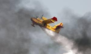 Μεγάλη φωτιά στη Σέριφο