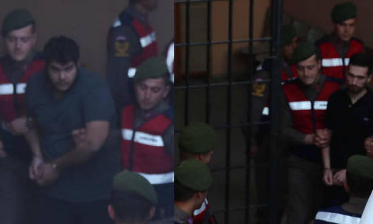 Εμπρηστική απάντηση της Τουρκίας για τους Έλληνες στρατιωτικούς: Δεν παίρνουμε εντολές από κανέναν!