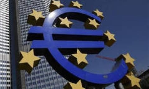 ΕΚΤ: Πρόβλεψη για ρυθμό ανάπτυξης 2,4% στην Ευρωζώνη το 2018