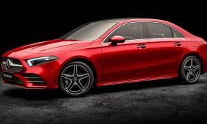 Αυτοκίνητο: H Mercedes Α-Class απέκτησε για πρώτη φορά και τετράθυρη έκδοση σεντάν