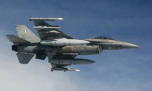 Εγκρίθηκε η αναβάθμιση των ελληνικών F-16