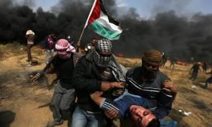 Παλαιστίνη: Ένας ακόμη 15χρονος ξεψύχησε από ισραηλινά πυρά – Στους 45 οι νεκροί (vid)