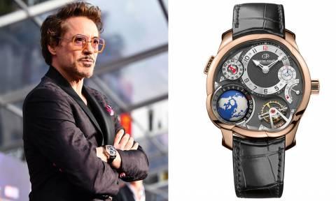 Πόσο κοστίζει το ρολόι πασίγνωστου ηθοποιού; Δείτε και θα... κουφαθείτε!