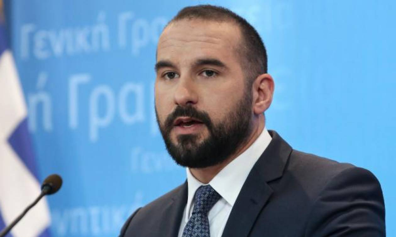 Tzanakopoulos: Greece heading for June agreement that will 'lock in' a clean exit