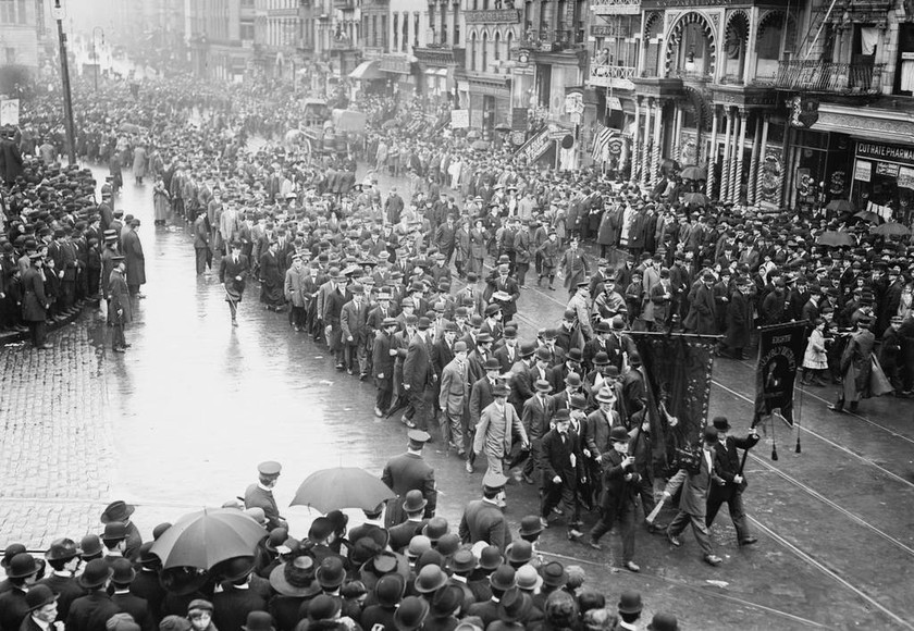 Ξημερώνει Πρωτομαγιά 2018: Αφετηρία μνήμης και αγώνα - Η ιστορία γραμμένη με αγώνες και αίμα