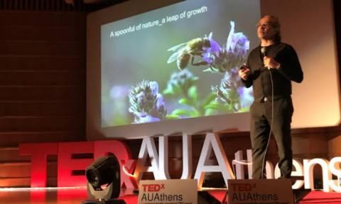 APIVITA: Χρυσός Χορηγός στο πρώτο TEDx του Γεωπονικού Πανεπιστημίου Αθηνών
