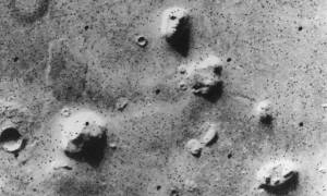 Ανακάλυψαν το κεφάλι πολεμιστή στον πλανήτη Άρη; Δείτε φωτογραφίες και βίντεο