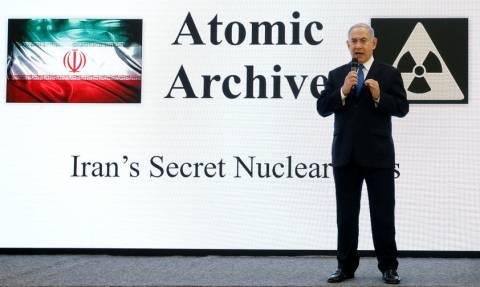 Αυτή είναι η απάντηση του Ιράν στις «αποκαλύψεις» Νετανιάχου για τα πυρηνικά όπλα (Vid)