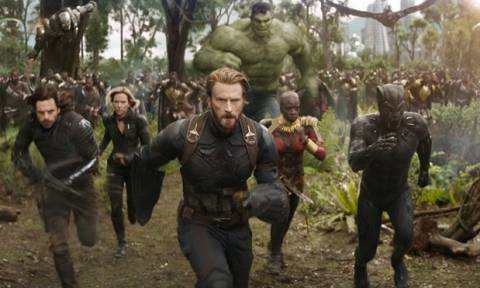 "Viral: Η ταινία ""Avengers: Infinity War"" μόλις έσπασε κάθε προηγούμενο ρεκόρ στην ιστορία του σινεμά"