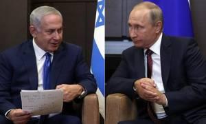 Τα «έψαλε» ο Πούτιν στον Νετανιάχου για το τηλεοπτικό διάγγελμα σχετικά με το Ιράν