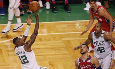 NBA: Εύκολα οι Σέλτικς το 1-0 με Σίξερς (vid)