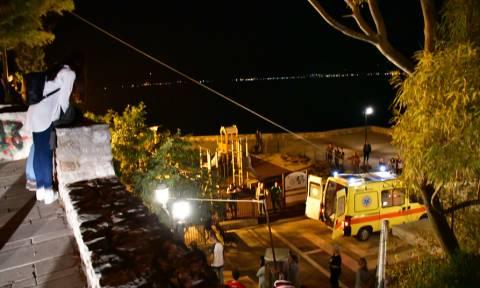 Ναύπλιο: Νεαρός άνδρας έπεσε από ύψος επτά μέτρων (pics&vid)